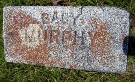 MURPHY, BABY - Union County, Arkansas | BABY MURPHY - Arkansas Gravestone Photos