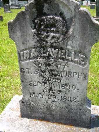 MURPHY, IRA LAVELLE - Union County, Arkansas | IRA LAVELLE MURPHY - Arkansas Gravestone Photos