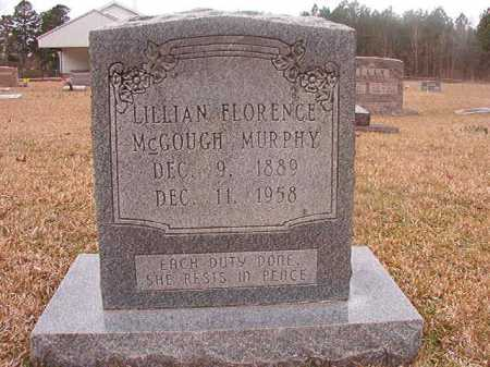 MURPHY, LILLIAN FLORENCE - Union County, Arkansas | LILLIAN FLORENCE MURPHY - Arkansas Gravestone Photos