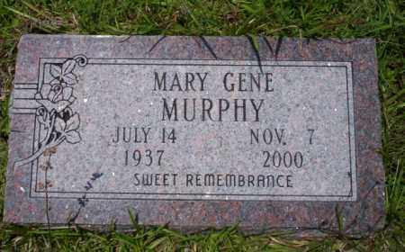 MURPHY, MARY GENE - Union County, Arkansas | MARY GENE MURPHY - Arkansas Gravestone Photos