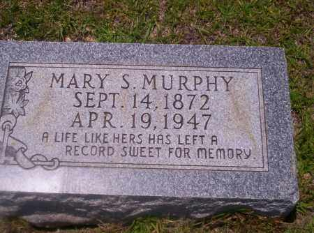 MURPHY, MARY S - Union County, Arkansas | MARY S MURPHY - Arkansas Gravestone Photos