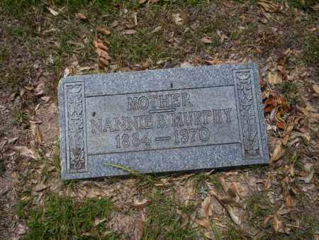 MURPHY, NANNIE - Union County, Arkansas | NANNIE MURPHY - Arkansas Gravestone Photos