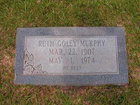 GOLEY MURPHY, RUTH - Union County, Arkansas | RUTH GOLEY MURPHY - Arkansas Gravestone Photos