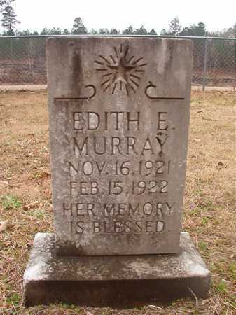 MURRAY, EDITH E - Union County, Arkansas | EDITH E MURRAY - Arkansas Gravestone Photos