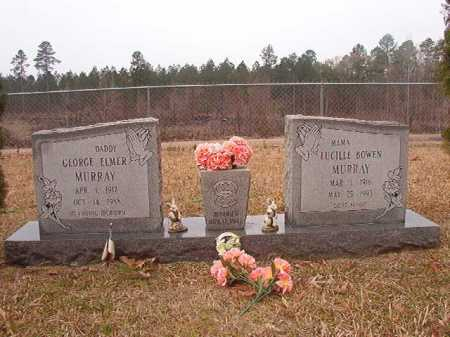 MURRAY, GEORGE ELMER - Union County, Arkansas | GEORGE ELMER MURRAY - Arkansas Gravestone Photos