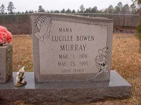 MURRAY, LUCILLE - Union County, Arkansas | LUCILLE MURRAY - Arkansas Gravestone Photos