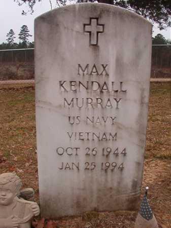 MURRAY (VETERAN VIET), MAX KENDALL - Union County, Arkansas   MAX KENDALL MURRAY (VETERAN VIET) - Arkansas Gravestone Photos