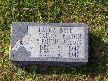 NELSON, LAURA BETH - Union County, Arkansas | LAURA BETH NELSON - Arkansas Gravestone Photos