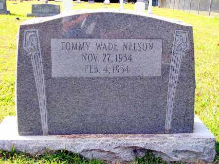 NELSON, TOMMY WADE - Union County, Arkansas | TOMMY WADE NELSON - Arkansas Gravestone Photos