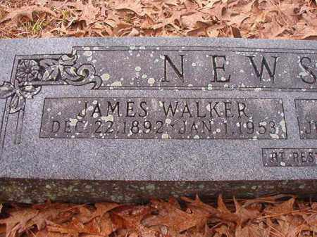 NEWSOM, JAMES WALKER - Union County, Arkansas | JAMES WALKER NEWSOM - Arkansas Gravestone Photos