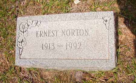NORTON, ERNEST - Union County, Arkansas | ERNEST NORTON - Arkansas Gravestone Photos