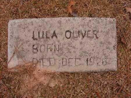 OLIVER, LULA - Union County, Arkansas | LULA OLIVER - Arkansas Gravestone Photos
