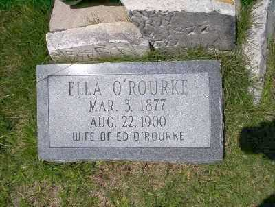 O'ROURKE, ELLA - Union County, Arkansas | ELLA O'ROURKE - Arkansas Gravestone Photos