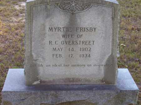 OVERSTREET, MYRTIE - Union County, Arkansas | MYRTIE OVERSTREET - Arkansas Gravestone Photos