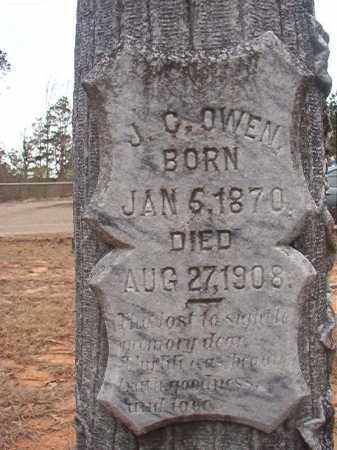 OWEN, J C - Union County, Arkansas | J C OWEN - Arkansas Gravestone Photos