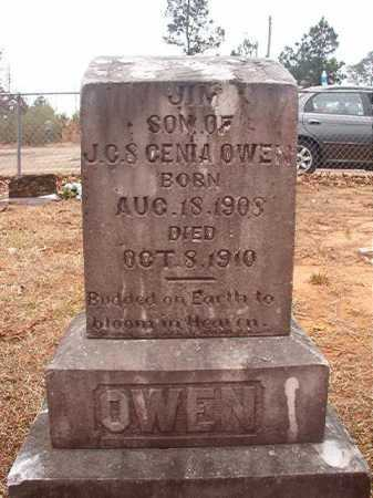 OWEN, JIM - Union County, Arkansas | JIM OWEN - Arkansas Gravestone Photos