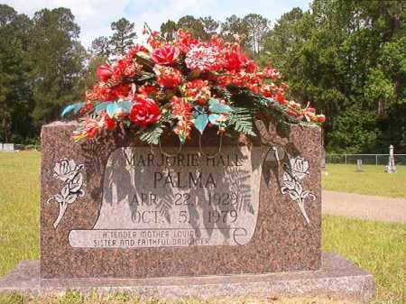 PALMA, MARJORIE - Union County, Arkansas | MARJORIE PALMA - Arkansas Gravestone Photos
