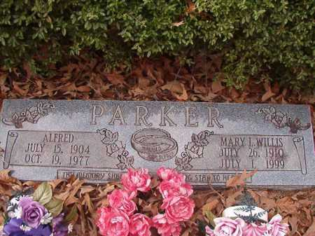 WILLIS PARKER, MARY L - Union County, Arkansas | MARY L WILLIS PARKER - Arkansas Gravestone Photos
