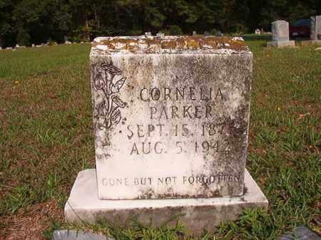 PARKER, CORNELIA - Union County, Arkansas | CORNELIA PARKER - Arkansas Gravestone Photos