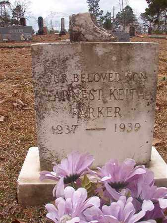 PARKER, EARNEST KEITH - Union County, Arkansas | EARNEST KEITH PARKER - Arkansas Gravestone Photos