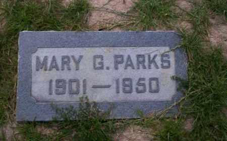 PARKS, MARY G - Union County, Arkansas | MARY G PARKS - Arkansas Gravestone Photos