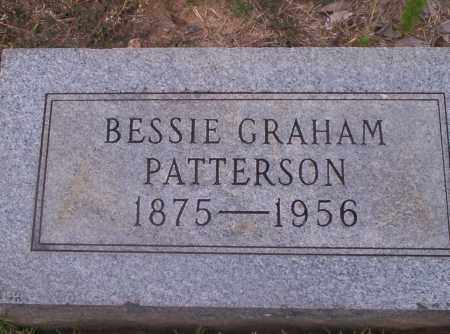PATTERSON, BESSIE - Union County, Arkansas | BESSIE PATTERSON - Arkansas Gravestone Photos