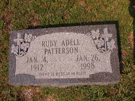 PATTERSON, RUBY ADELL - Union County, Arkansas | RUBY ADELL PATTERSON - Arkansas Gravestone Photos