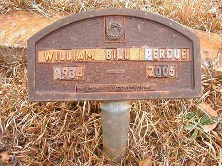 "PERDUE, WILLIAM ""BILL"" - Union County, Arkansas 