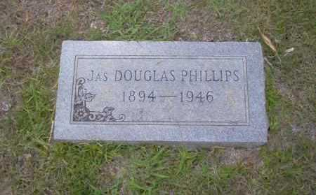 PHILLIPS, JAS DOUGLAS - Union County, Arkansas | JAS DOUGLAS PHILLIPS - Arkansas Gravestone Photos