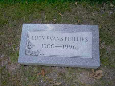 PHILLIPS, LUCY - Union County, Arkansas | LUCY PHILLIPS - Arkansas Gravestone Photos