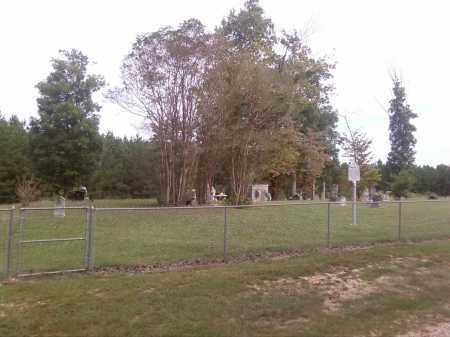 *PIGEON HILL CEMETERY, OVERVIEW - Union County, Arkansas | OVERVIEW *PIGEON HILL CEMETERY - Arkansas Gravestone Photos