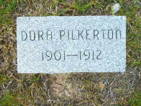 PILKERTON, DORA - Union County, Arkansas | DORA PILKERTON - Arkansas Gravestone Photos