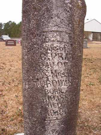 STURDIVANT PRATT, LULA - Union County, Arkansas | LULA STURDIVANT PRATT - Arkansas Gravestone Photos