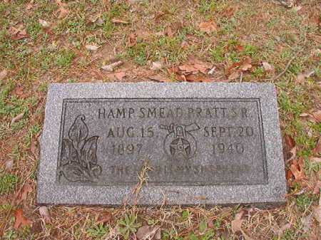 PRATT, SR, HAMP SMEAD - Union County, Arkansas | HAMP SMEAD PRATT, SR - Arkansas Gravestone Photos
