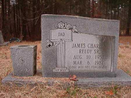 REEDY, SR, JAMES CHARLES - Union County, Arkansas | JAMES CHARLES REEDY, SR - Arkansas Gravestone Photos