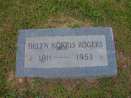 ROGERS, HELEN - Union County, Arkansas | HELEN ROGERS - Arkansas Gravestone Photos