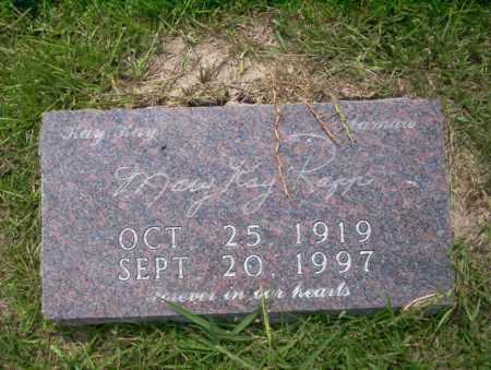 RAPP, MARY KAY - Union County, Arkansas   MARY KAY RAPP - Arkansas Gravestone Photos