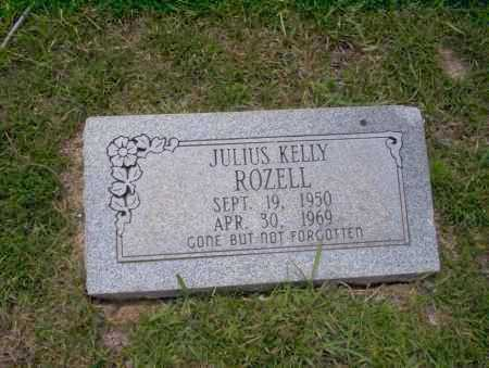 ROZELL, JULIUS KELLY - Union County, Arkansas | JULIUS KELLY ROZELL - Arkansas Gravestone Photos