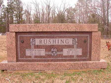 RUSHING, KATHERIN - Union County, Arkansas | KATHERIN RUSHING - Arkansas Gravestone Photos