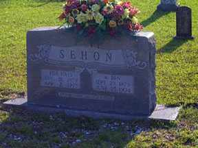 SEHON, EDA - Union County, Arkansas | EDA SEHON - Arkansas Gravestone Photos