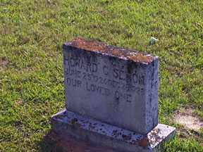SEHON, HOWARD - Union County, Arkansas | HOWARD SEHON - Arkansas Gravestone Photos