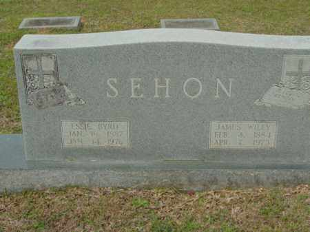 SEHON, ESSIE - Union County, Arkansas | ESSIE SEHON - Arkansas Gravestone Photos