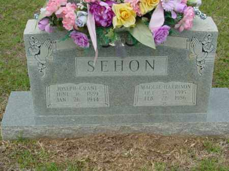 SEHON, MAGGIE - Union County, Arkansas | MAGGIE SEHON - Arkansas Gravestone Photos