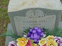 SEHON, JUANITA - Union County, Arkansas | JUANITA SEHON - Arkansas Gravestone Photos