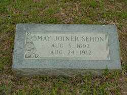 JOINER SEHON, MAY - Union County, Arkansas | MAY JOINER SEHON - Arkansas Gravestone Photos