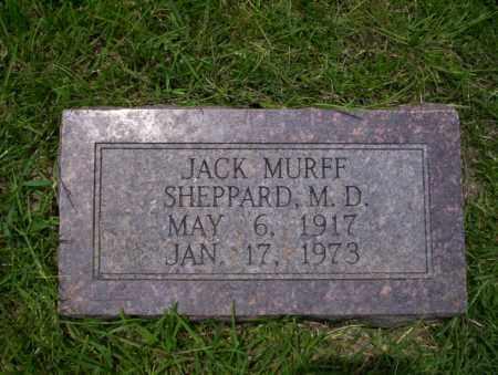 SHEPPARD, JACK MURFF - Union County, Arkansas | JACK MURFF SHEPPARD - Arkansas Gravestone Photos