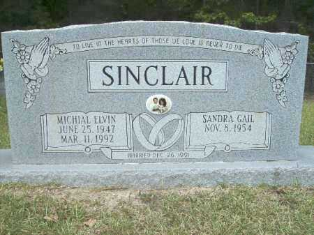 SINCLAIR, MICHIAL ELVIN - Union County, Arkansas | MICHIAL ELVIN SINCLAIR - Arkansas Gravestone Photos