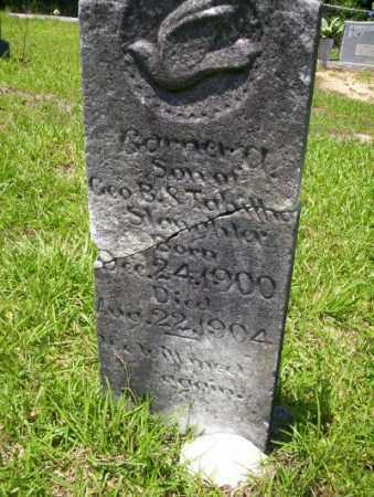 SLAUGHTER, GARNER A - Union County, Arkansas | GARNER A SLAUGHTER - Arkansas Gravestone Photos