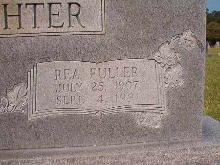 FULLER SLAUGHTER, REA - Union County, Arkansas | REA FULLER SLAUGHTER - Arkansas Gravestone Photos