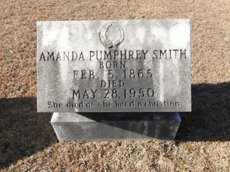 SMITH, AMANDA - Union County, Arkansas | AMANDA SMITH - Arkansas Gravestone Photos